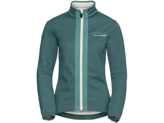 VAUDE Resca II Softshell Jacket Damen eucalyptus